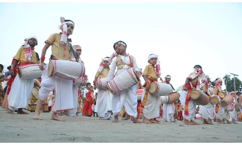 Rangali Bihu