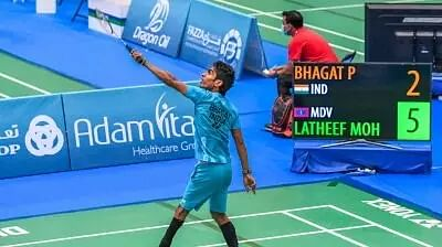 Shuttler Bhagat bags 2 gold, India finish with 20 medals