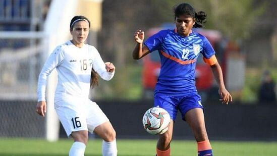 India women lose Uzbekistan friendly