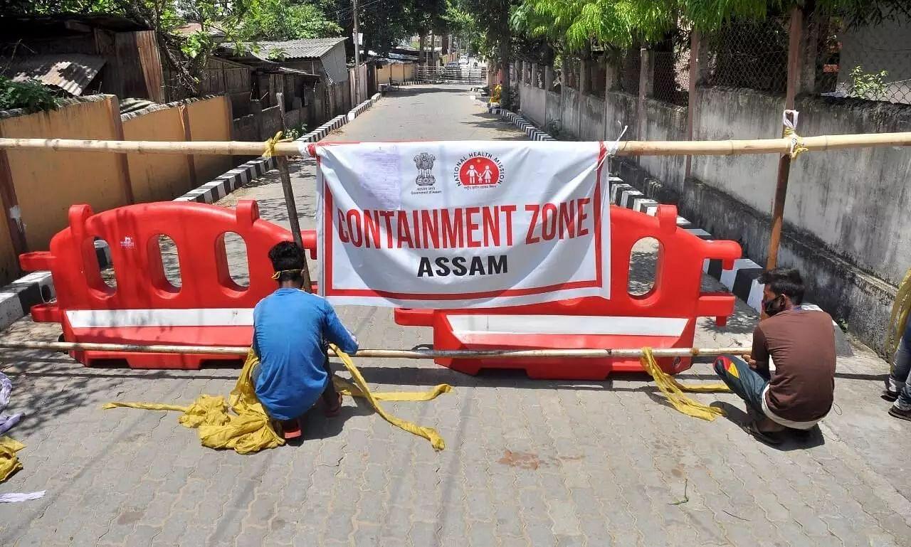 COVID-19: Containment Zone Declared in Hailakandi District of Assam