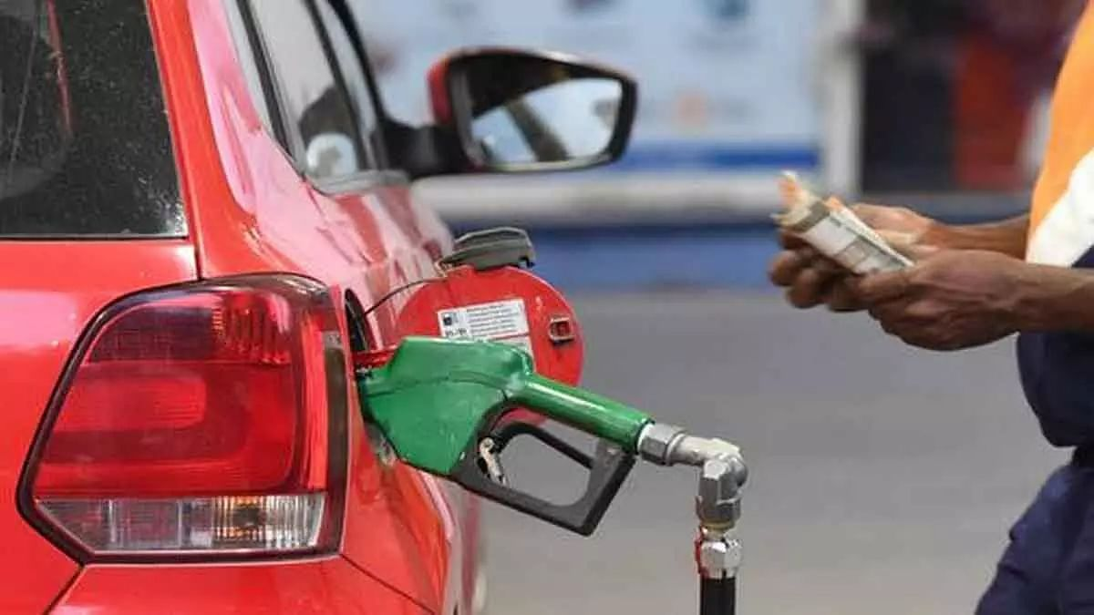 No change in petrol and diesel prices
