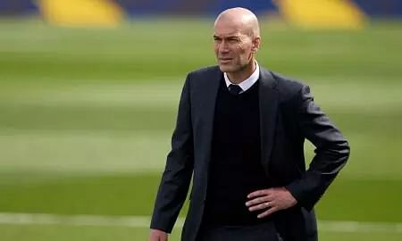 Real Madrid undervalued but never give up: Zinedine Zidane