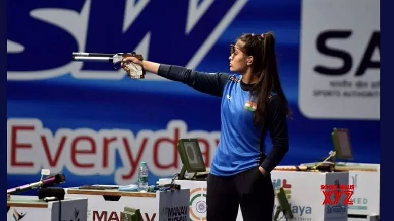Over Rs 5 crore spent on Tokyo-bound shooters