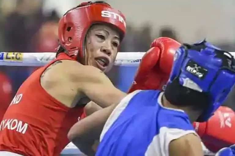 Mary Kom to lead Indian challenge in Asian boxing