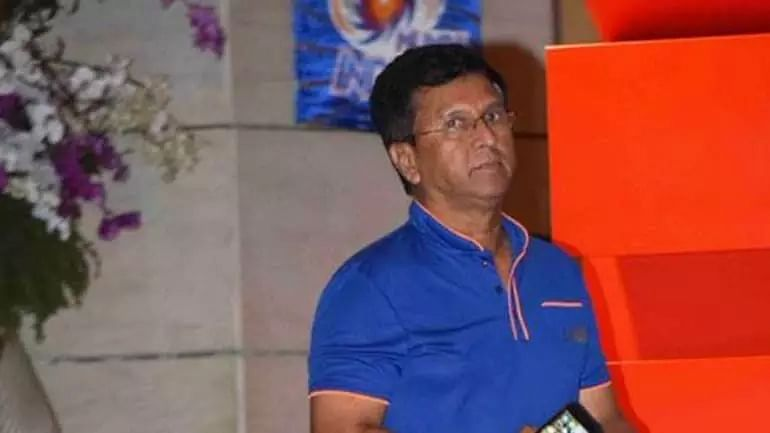 Former India wicket-keeper Kiran More tests positive