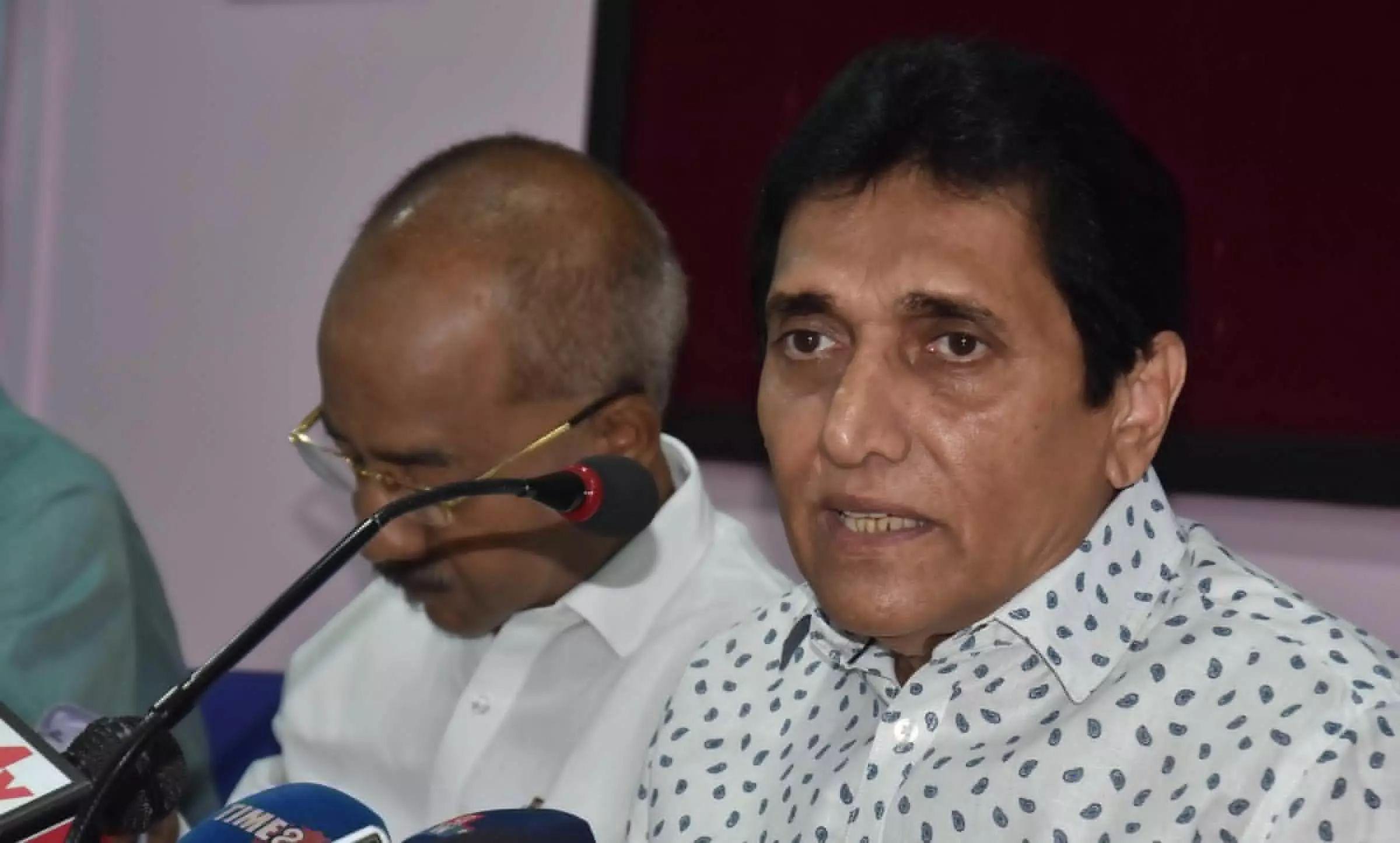 Mahajoot will get majority: MP Ajit Bhuyan
