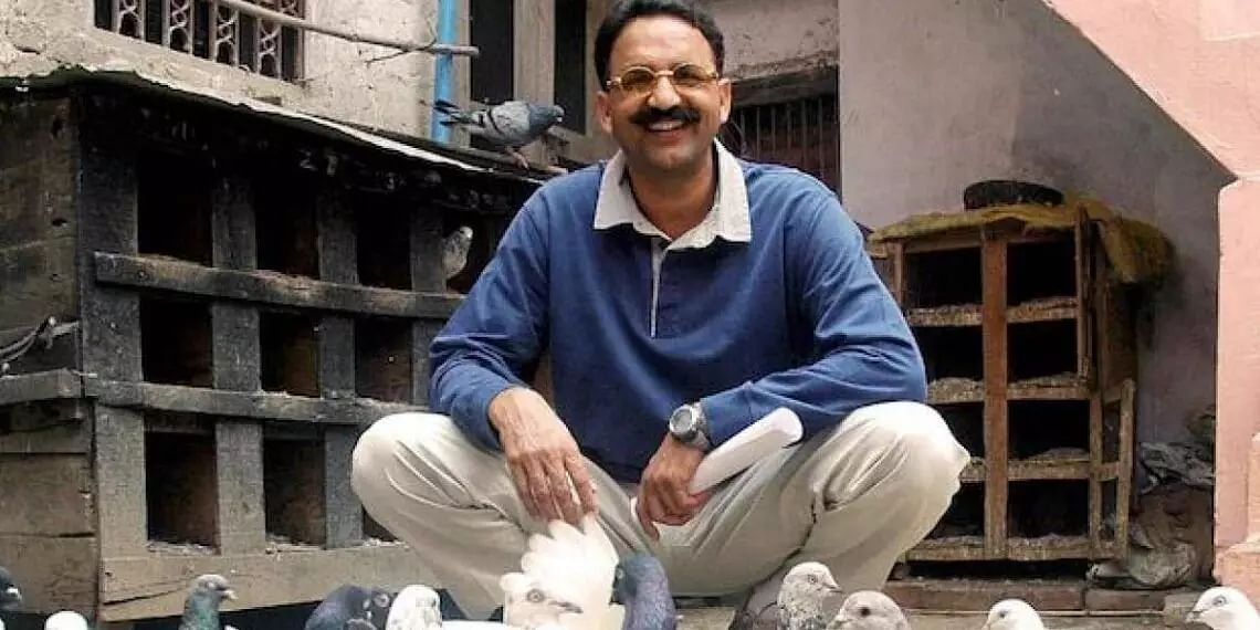Mukhtar Ansari brought to Banda jail after 14-hour journey