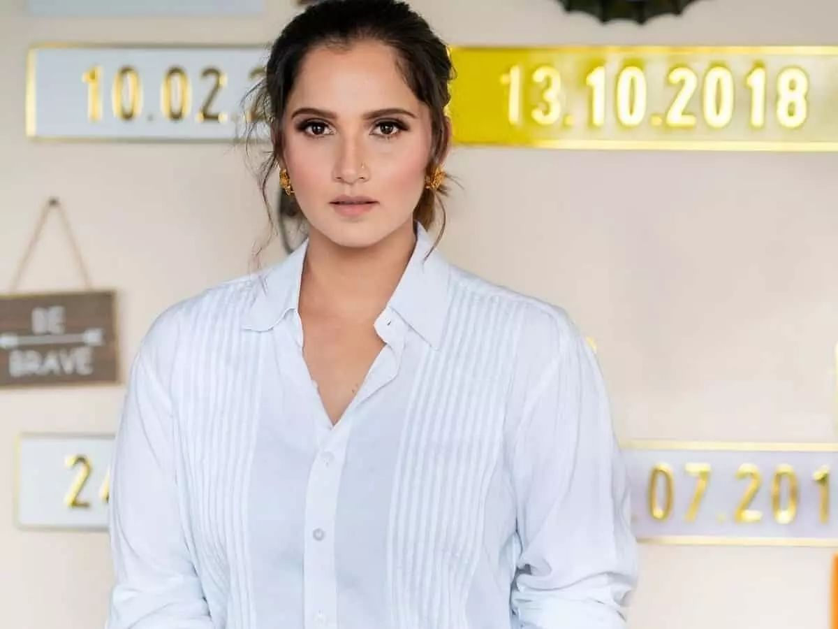 Sania Mirza back in Sports Ministrys TOPS programme
