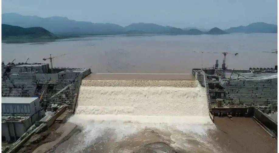 Nile dam