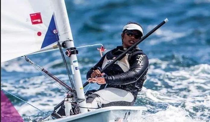 Sailor Kumanan makes history, qualifies for Olympics
