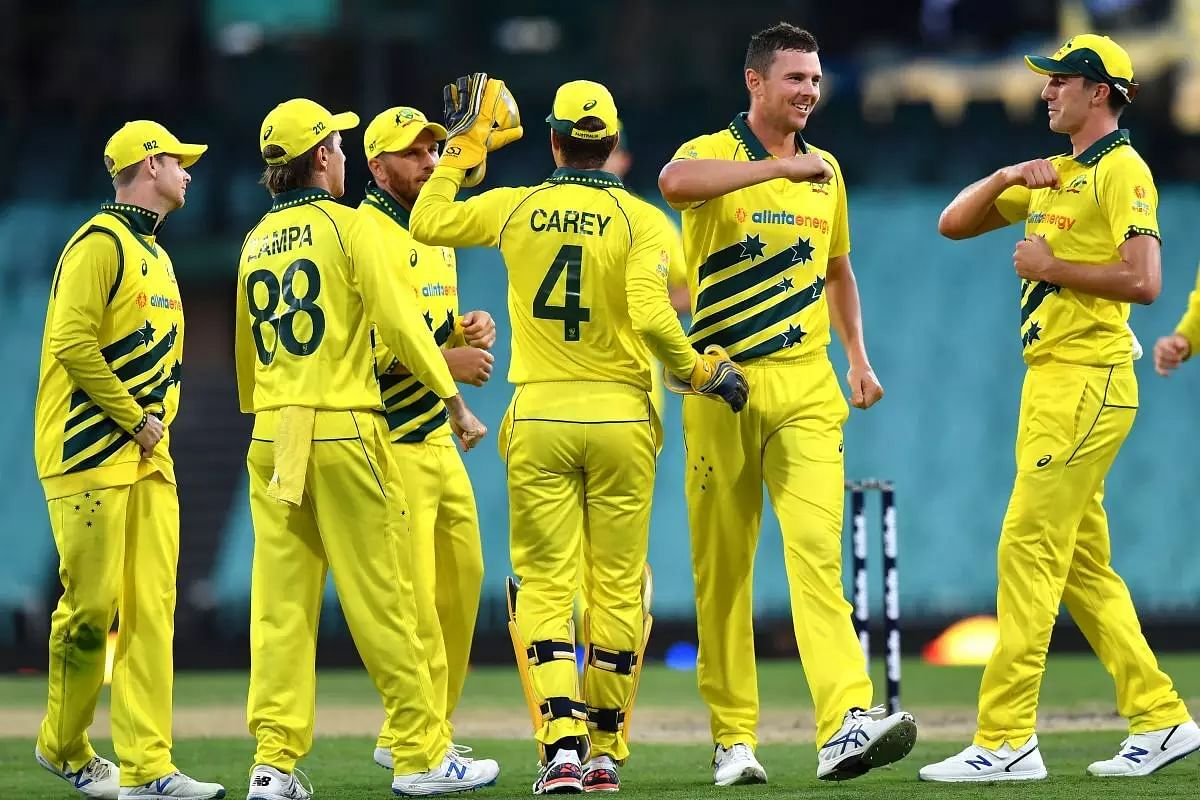 Australia beat New Zealand by 71 runs