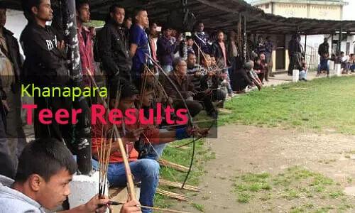 Khanapara Teer Result Today - 08 April21 - Khanapara Teer Target, Khanapara Teer Common Number Live Update