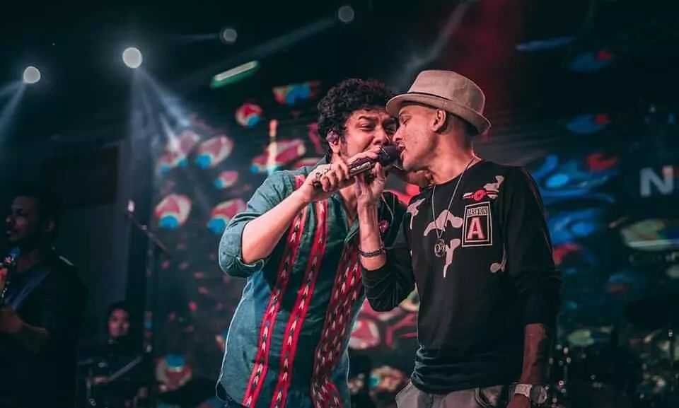 Zubeen Garg and Papon All Set for Stage Performance this Rongali Bihu 2021