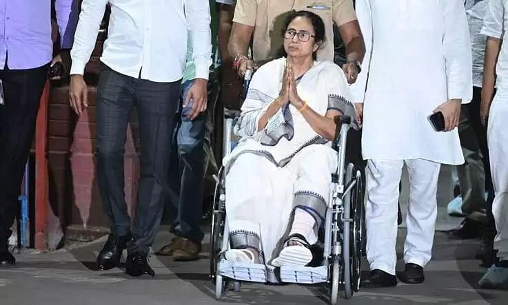 SC Rejects Plea for CBI Probe into Mamata Banerjees Leg Injury Incident