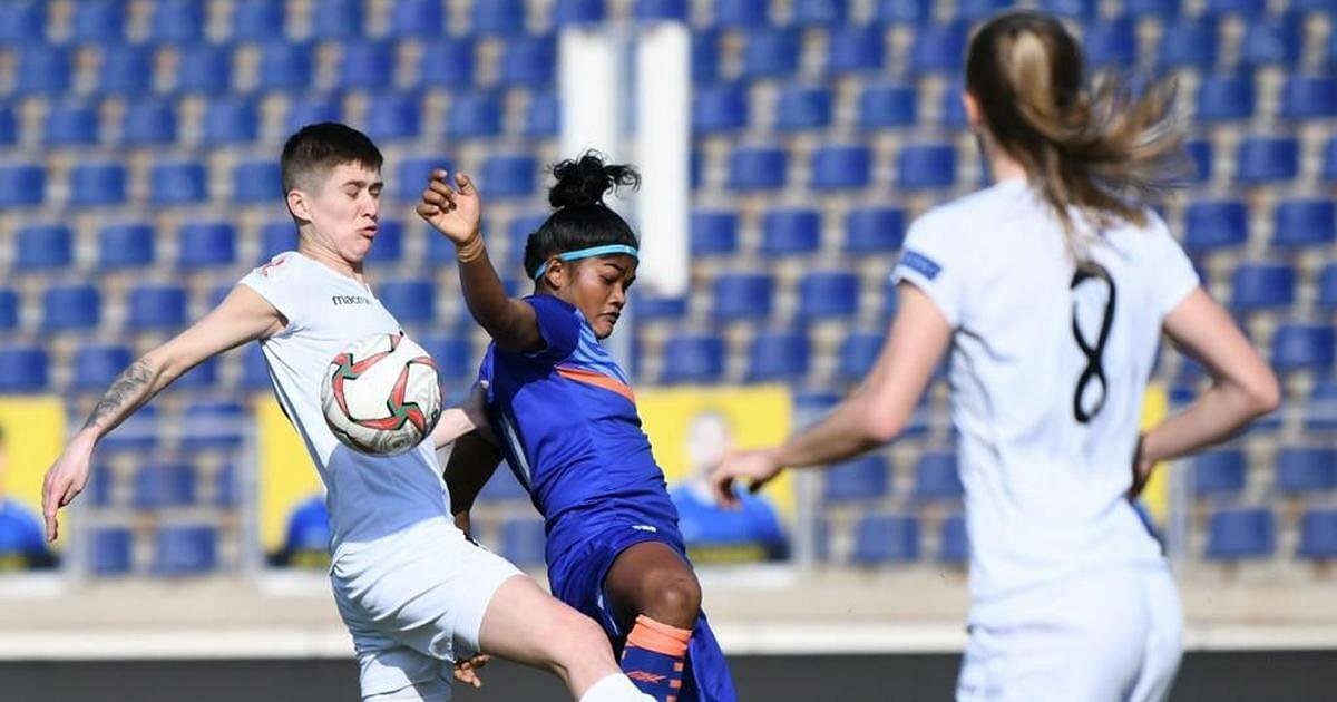 India women lose to Belarus in friendly