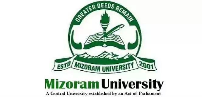 Mizoram University Job Recruitment 2021- 1 Project Assistant vacancy, Job opening