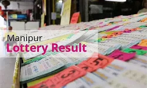 Manipur Lottery Results Today - 12 April21 - Manipur State Singam Morning, Evening Lottery Result