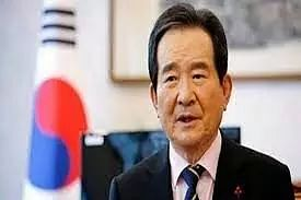 South Korean PM Chung Sye-kyun in Iran for bilateral talks