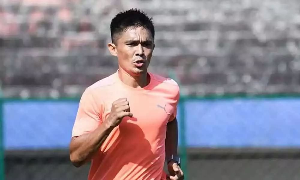 Bengaluru FC to forget past, look ahead with hope: Chhetri