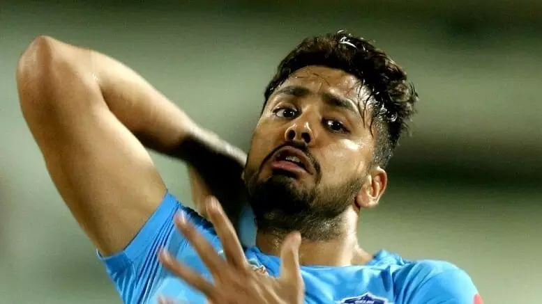 MS Dhonis wicket a dream come true for young DC pacer Avesh Khan