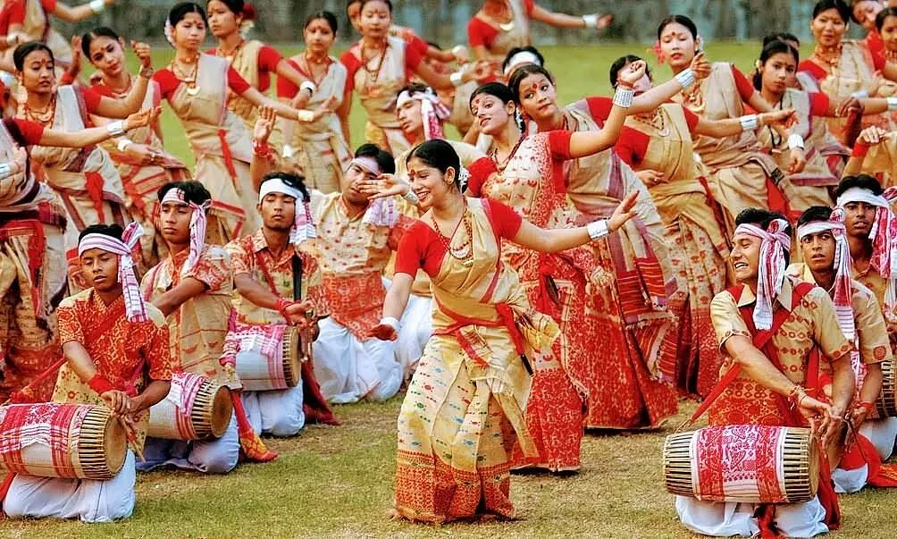 Assams Rongali Bihu: The Festival of Happiness