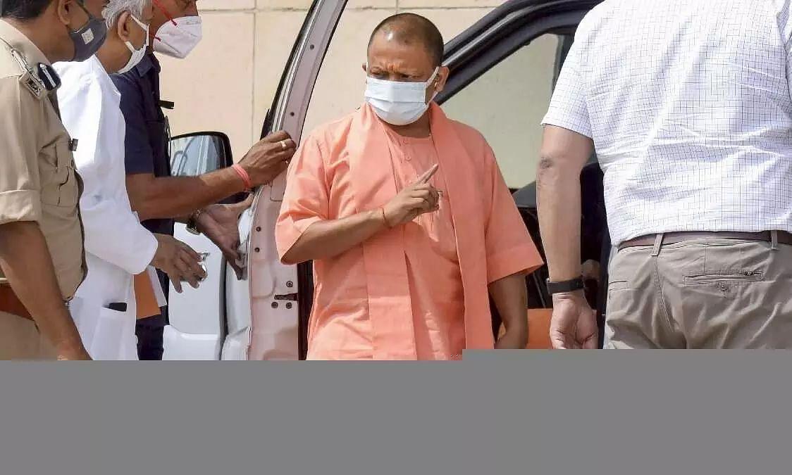 Uttar Pradesh CM Yogi Adtiyanath Tests COVID 19 Positive