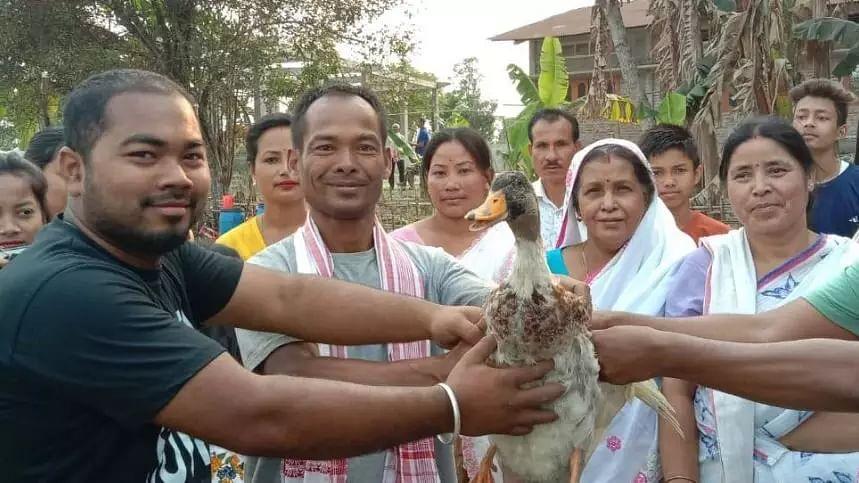 Rongali Bihu