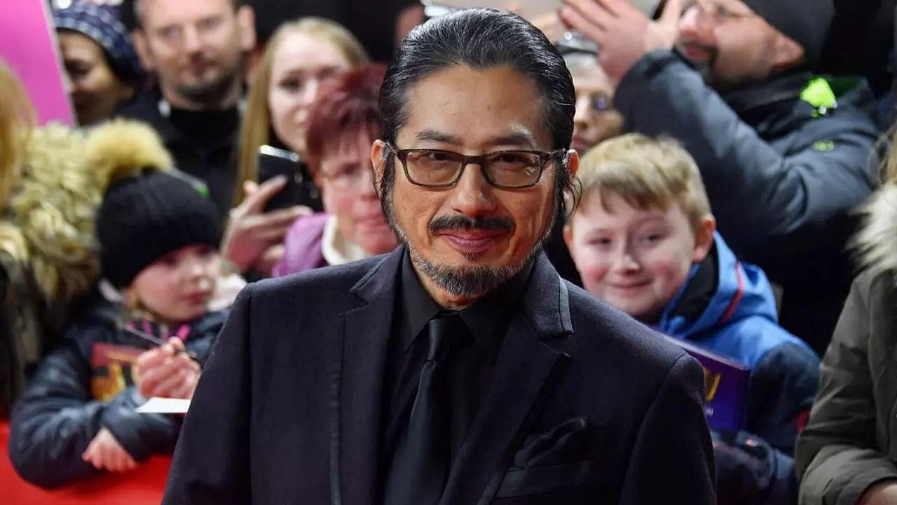 How Hiroyuki Sanada prepared for Scorpion role in Mortal Kombat