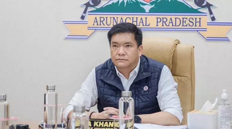 2nd wave of COVID-19 more infectious in nature: CM Pema Khandu