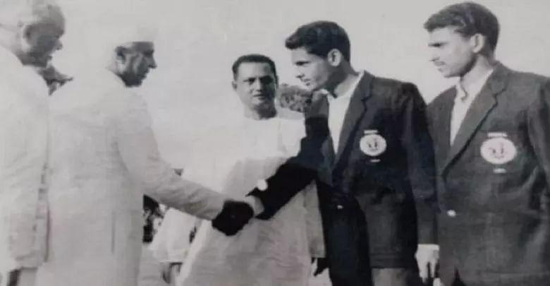 Football Olympian Ahmed Hussain no more