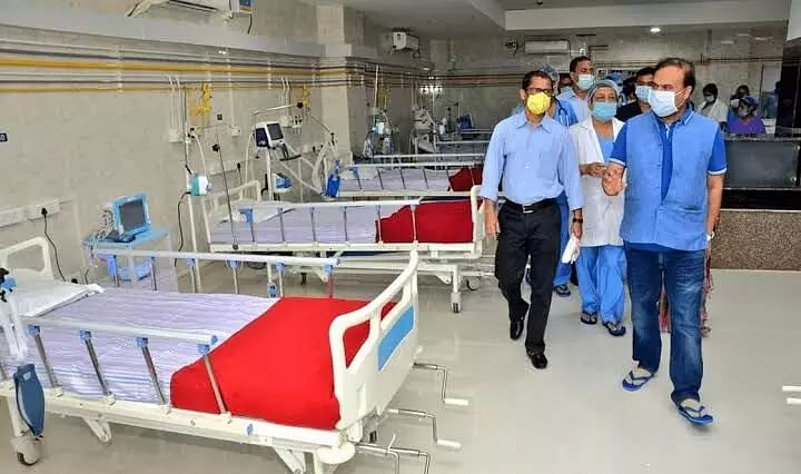 Check Out Availability of Hospital Beds in Assam, Other States in India: All You Need to Know