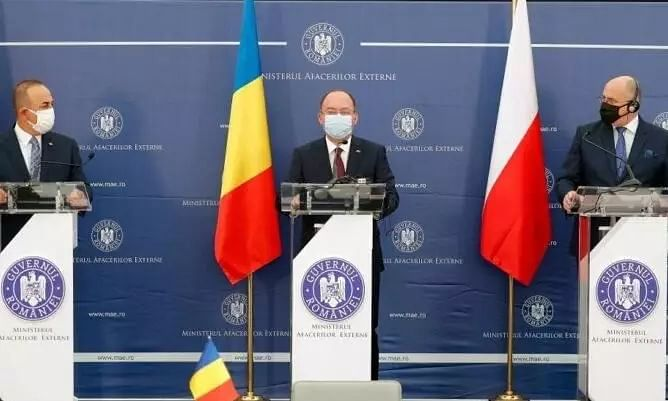 Finance ministers of 5 countries meet on security situation