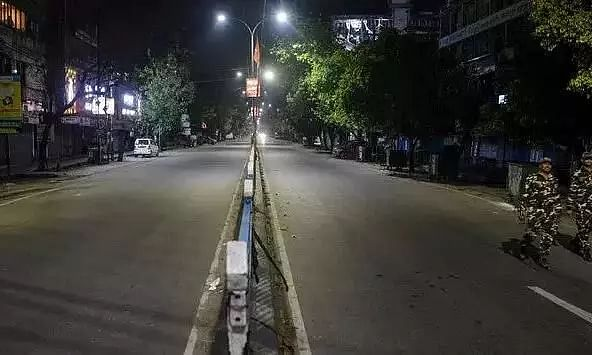 Assam Govt Imposes Night Curfew Effective April 27 from 8 PM to 5 AM