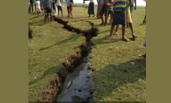 Assam Hit by 8 Earthquakes, One Major, Seven Minor Ones