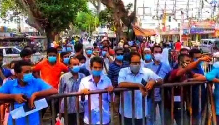 250 Bangladeshis stranded at Petrapole