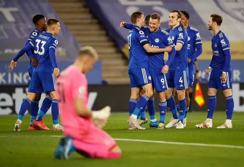 Leicester City seal vital win over Palace