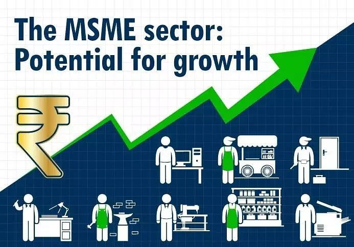 Government taking steps for MSMEs
