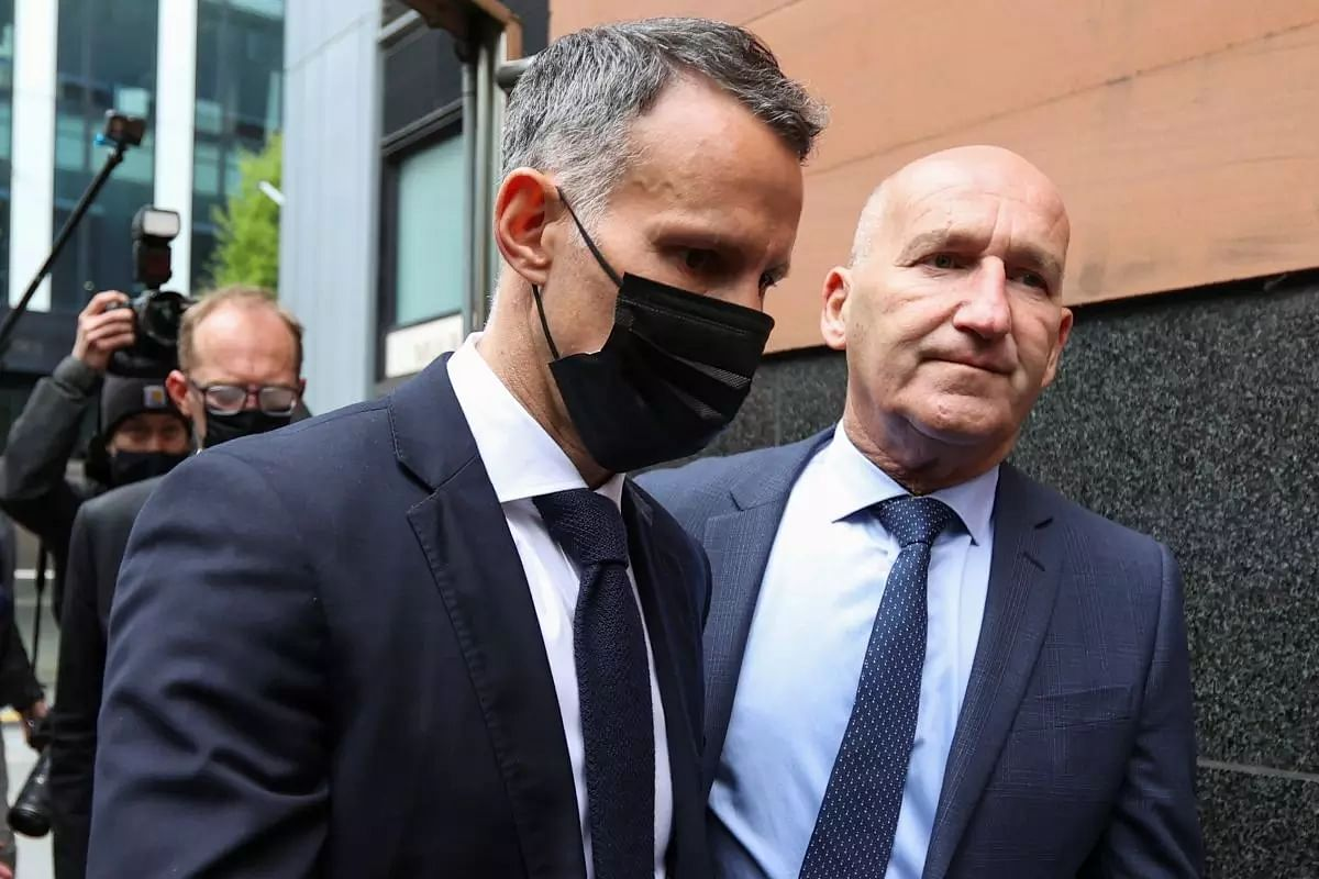 Ryan Giggs pleads not guilty for assaulting ex-girlfriend