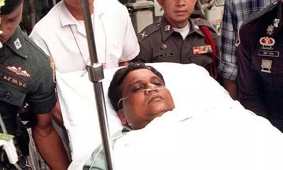 Twitter Reacts to Gangster Chhota Rajan Getting VIP COVID-19 Treatment in  AIIMS - Sentinelassam