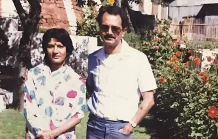 Colonel Ajit Datta & Anuradha Datta