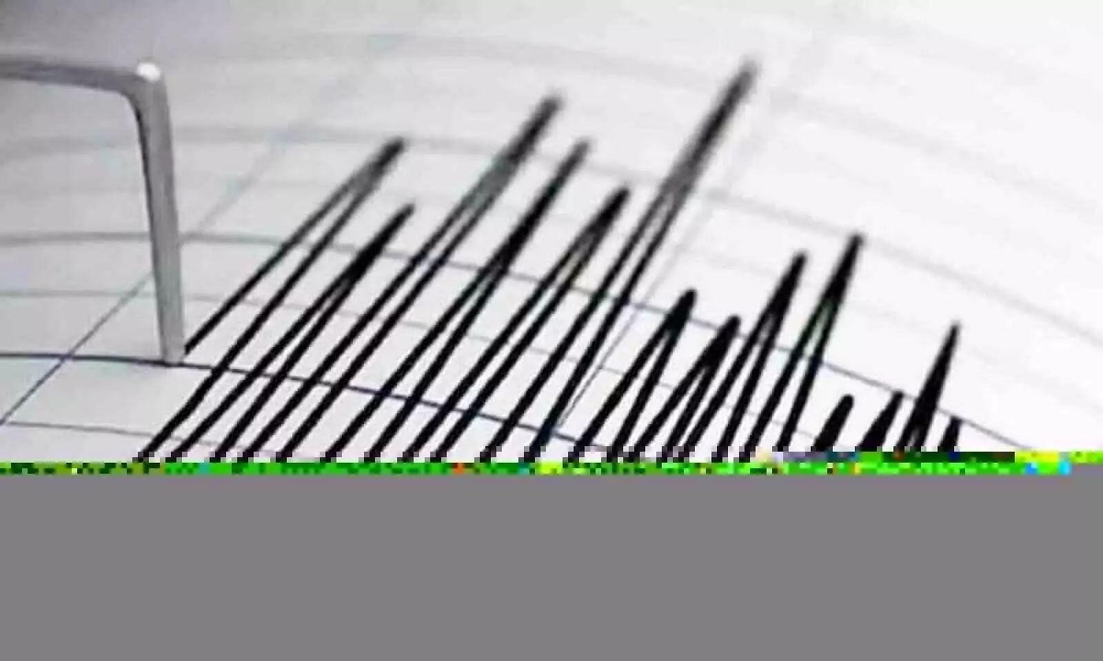 3.7 Magnitude Earthquake Jolts Sonitpur, Assam