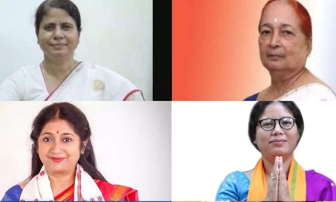 Women Candidates Who Made it to the 15th Assam Legislative Assembly