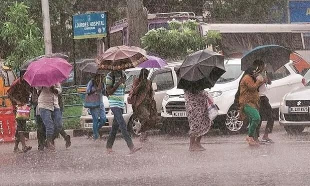 Assam, West Bengal, Odisha might be in for Heavy Rainfall between May 4 and 7: Weather Forecast