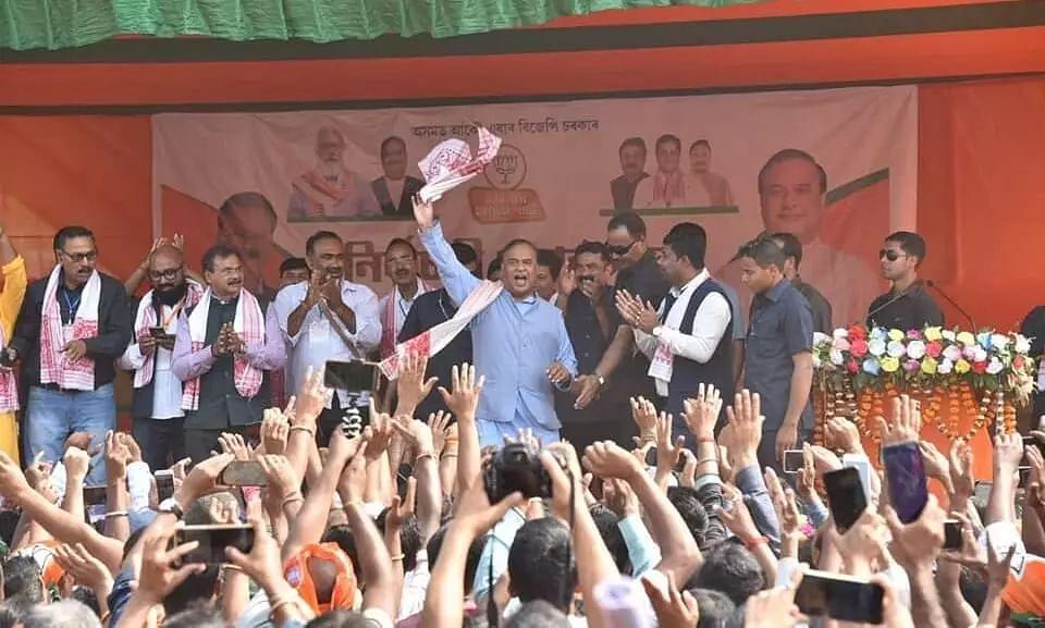Breaking: Himanta Biswa Sarma is the Next CM of Assam