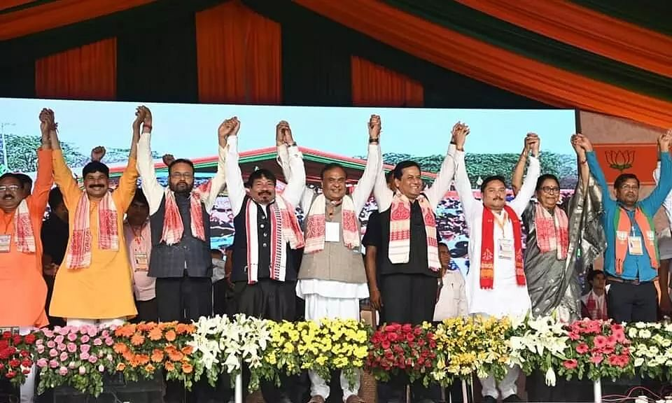 14-Member Assam Cabinet to be Sworn-in Today, Check Names of Cabinet Ministers Here