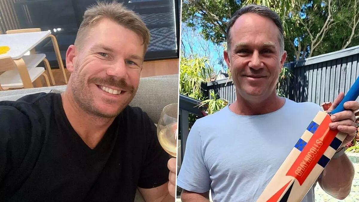 David Warner, Slater deny reports of physical altercation in Maldives bar