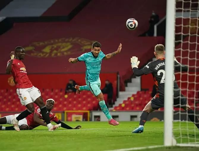 Liverpool end long wait for win at Manchester United