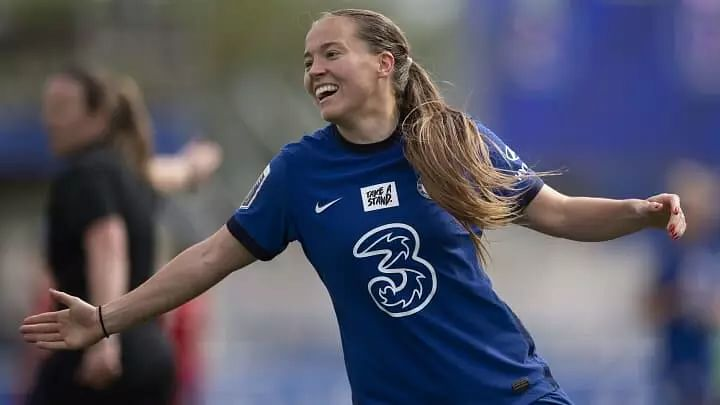 Chelseas Kirby named FWA Womens Footballer of the Year
