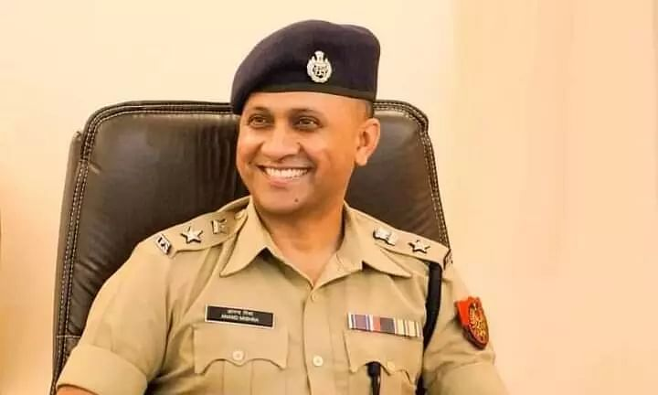 Dhubri Will be in My Heart: Outgoing Nagaon SP Anand Mishra as Locals Bid Tearful Farewell