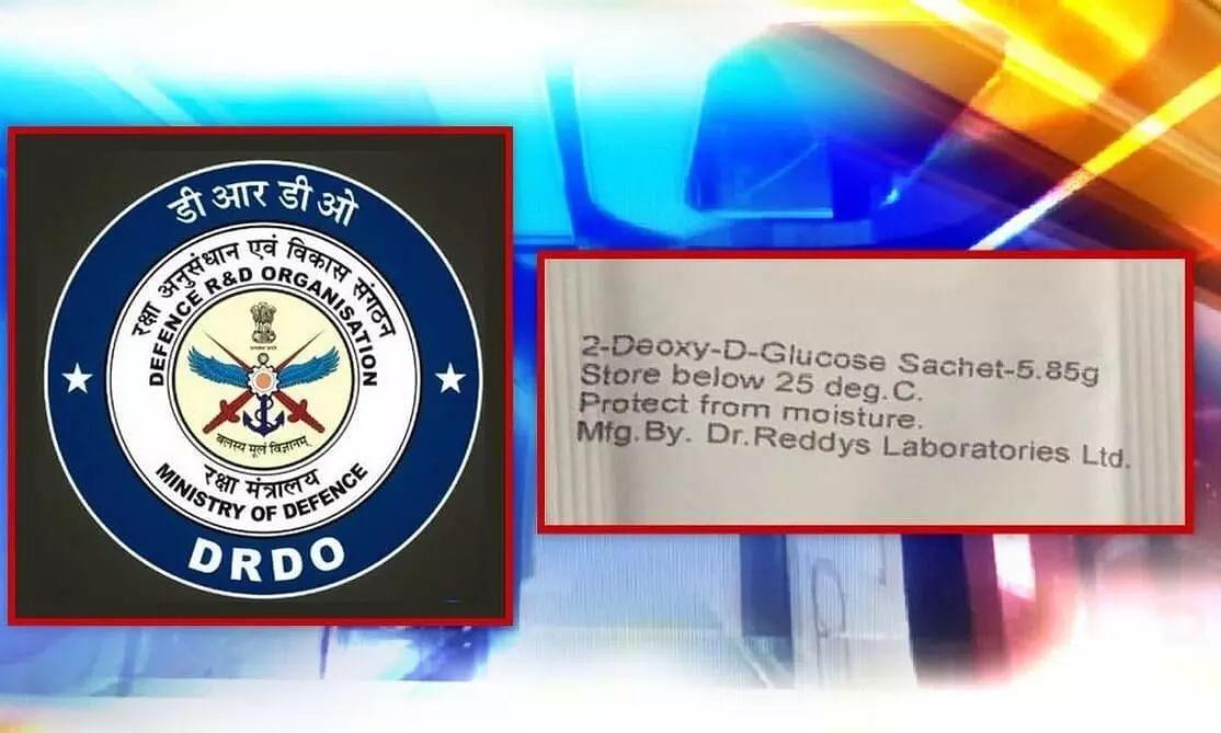 DRDO Launches 1st Batch of Anti-Covid Drug 2DG (2-Deoxy-D-Glucose)